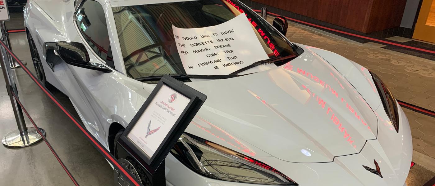 R8C Delivery Customers Show Appreciation