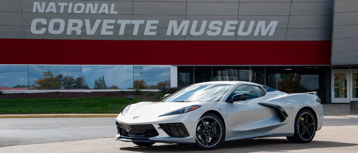 2021 Model Corvette Year-End Stats Now Available