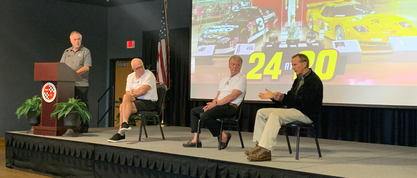 24 at 20: Honoring Earnhardt, Corvette, and the Overall Win at Daytona